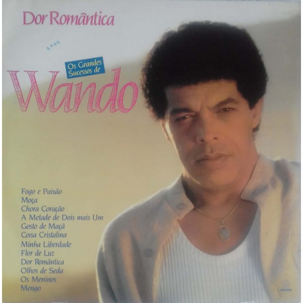 WANDO DOR ROMÂNTICA