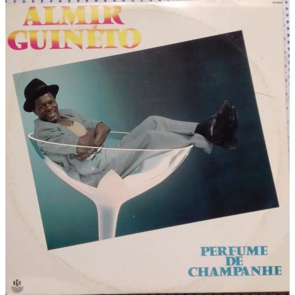 ALMIR GUINÉTO  PERFUME DE CHAMPANHE