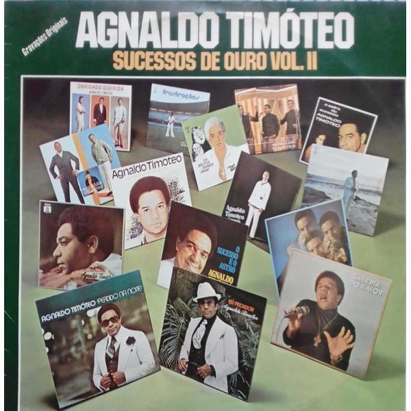 AGNALDO TIMÓTEO SUCESSOS DE OURO VOL. II