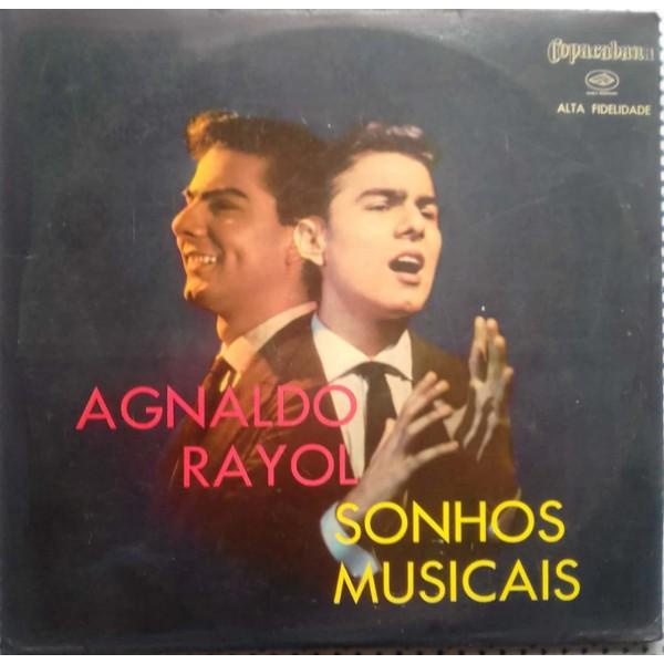 AGNALDO RAYOL  SONHOS MUSICAIS