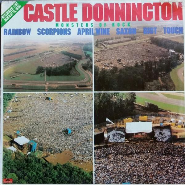 CASTLE DONNINGTON MONSTER OF ROCK