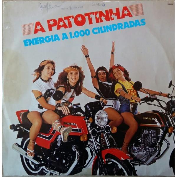 A PATOTINHA ENERGIA A 1.000 CILINDRADAS
