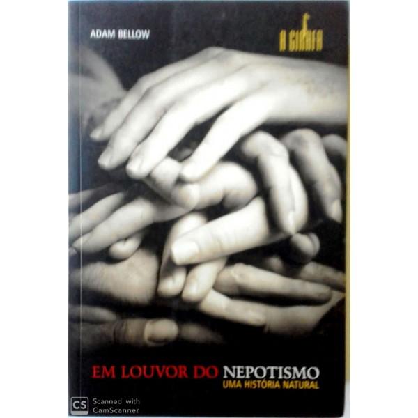 EM LOUVOR DO NEPOTISMO ADAM BELLOW