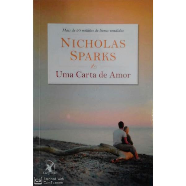 NICHOLAS SPARKS UMA CARTA DE AMOR