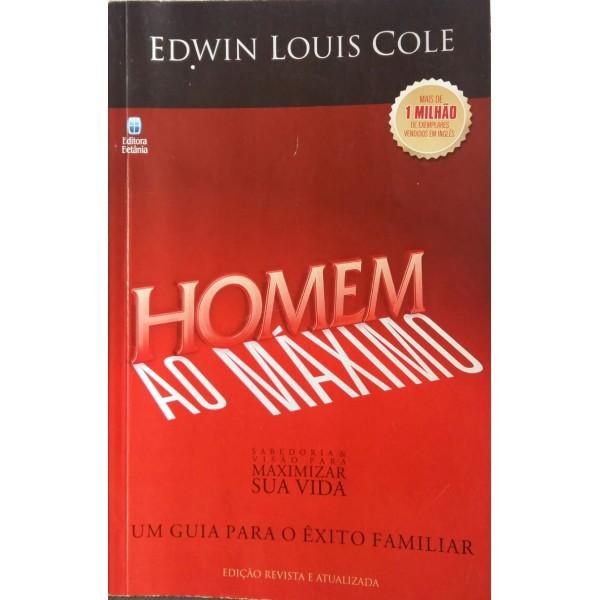 EDWIN LOUIS COLE HOMEM AO MÁXIMO
