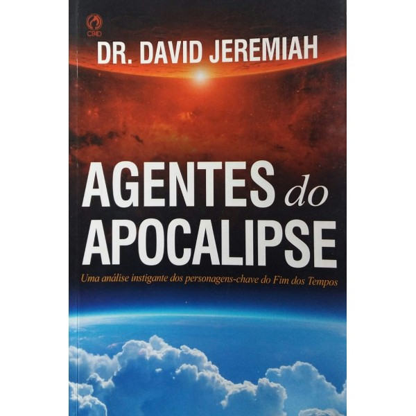 DR.DAVID JEREMIAH AGENTE DO APOCALIPSE