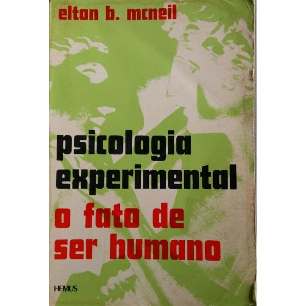 ELTON B. MCNEIL PSICOLOGIA EXPERIMENTAL O FATO DE ...
