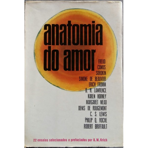 ANATOMIA DO AMOR ENSAIOS