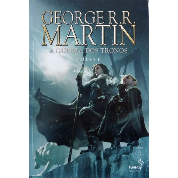 GEORGE R.R.MARTIN A GUERRA DOS TRONOS VOLUME 2
