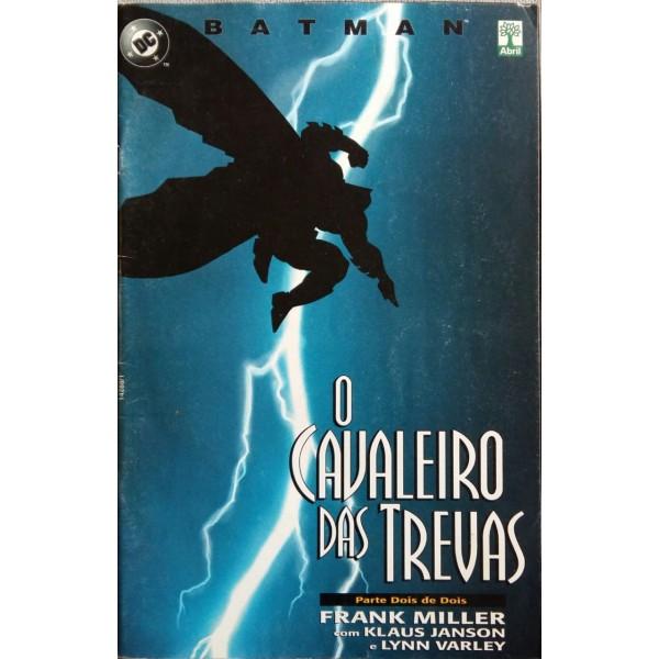 BATMAN O CAVALEIRO DAS TREVAS PARTE 2 DE 2
