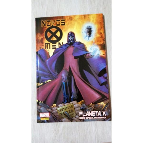 X-MEN NOVOS X-MEN PLANETA X   EDIÇÃO  ESPECIAL ENCADERNADA
