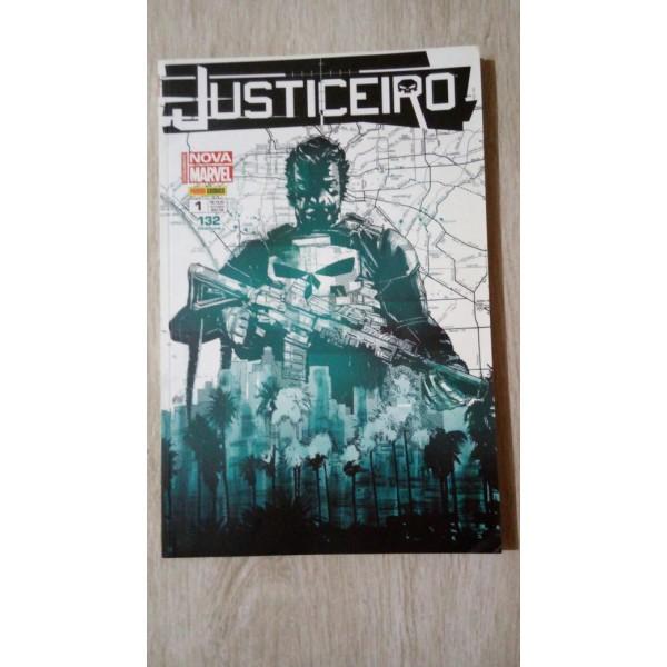JUSTICEIRO NÚMERO 1