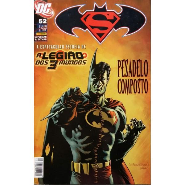 SUPERMAN & BATMAN NÚMERO 52