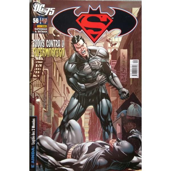 SUPERMAN & BATMAN NÚMERO 56