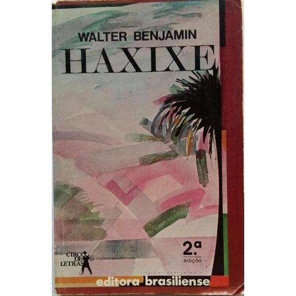 HAXIXE WALTER BENJAMIM