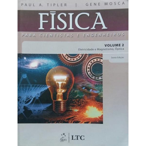 FÍSICA PARA CIENTISTAS E ENGENHEIROS PAUL. A. TIP...