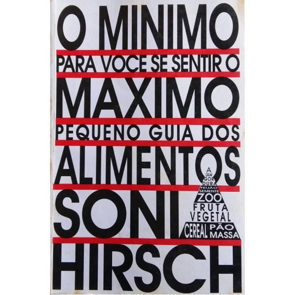 SONIA HIRSCH O MÍNIMO PARA VOCÊ SE SENTIR O MÁX...