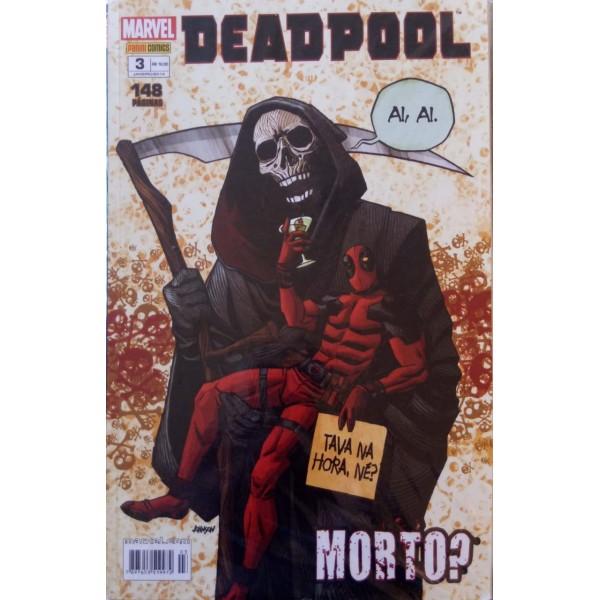 DEADPOOL -3 MORTO ?