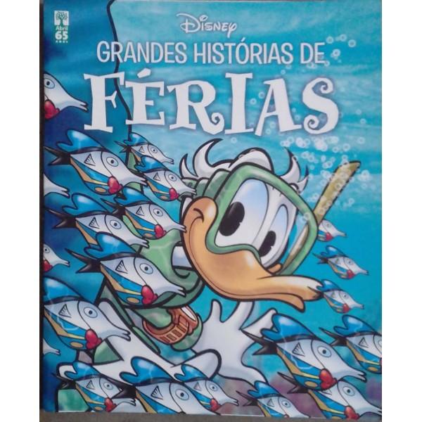 DISNEY GRANDES HISTÓRIAS DE FÉRIAS