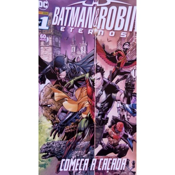 BATMAN & ROBIN ETERNOS-COMEÇA A CAÇADA 1