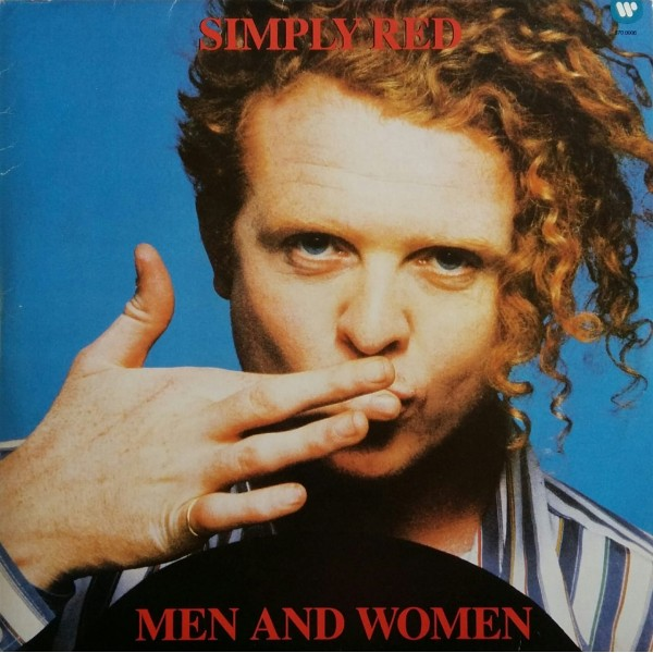 SIMPLY RED MEN AND WOMEN