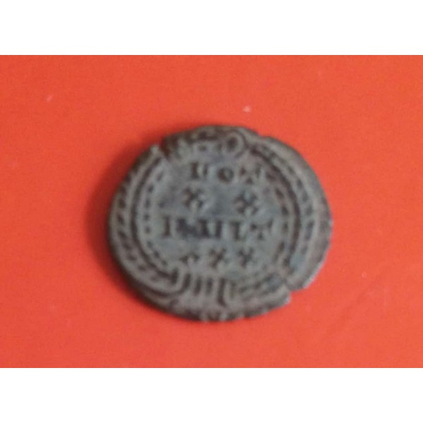 MOEDA DE COBRE DO IMPÉRIO ROMANO 98 A 117 A.C IMP...