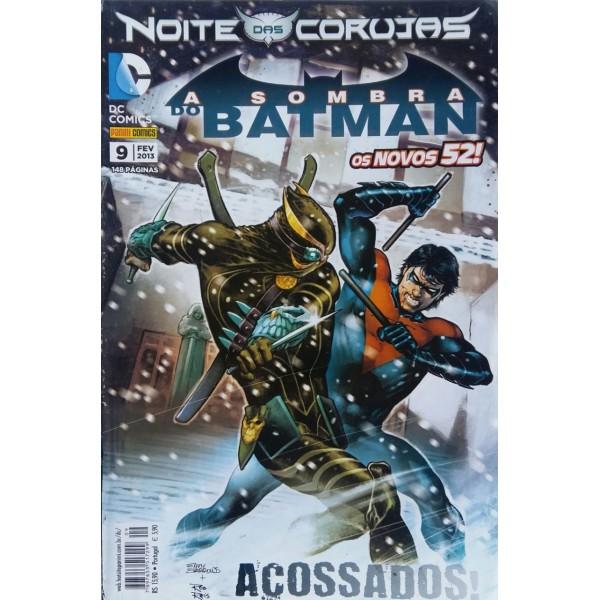 BATMAN OS NOVOS 52  NOITE DAS CORUJAS A SOMBRA DO ...