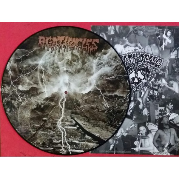 AGATHOCLES BLACK CLOUDS DETERMINATE
