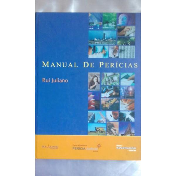 MANUAL DE PERÍCIAS  4 EDIÇÃO