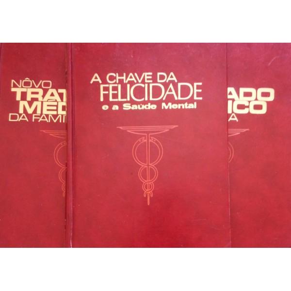 NOVO TRATADO MEDICO DA FAMÍLIA 5 VOLUME