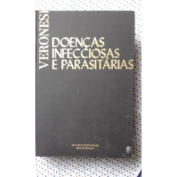 DOENÇAS INFECCIOSA E PARASITÁRIAS 5 E.D.