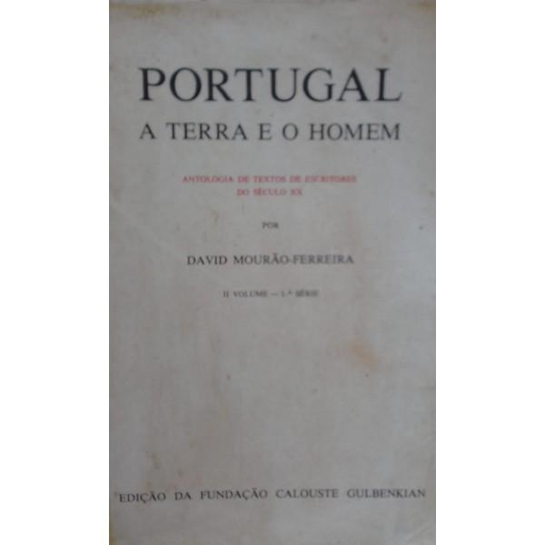 PORTUGAL A TERRA E HOMEM