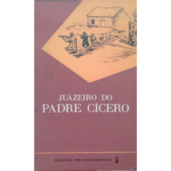 JUÀZEIRO DO PADRE CÍCERO  1VOL