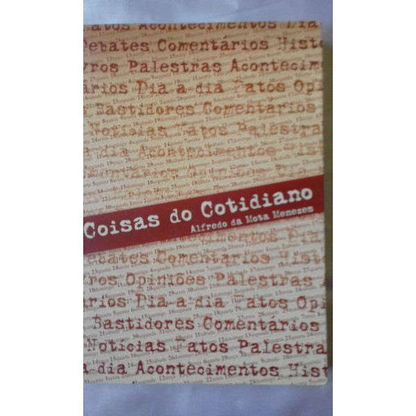 COISAS DO COTIDIANO