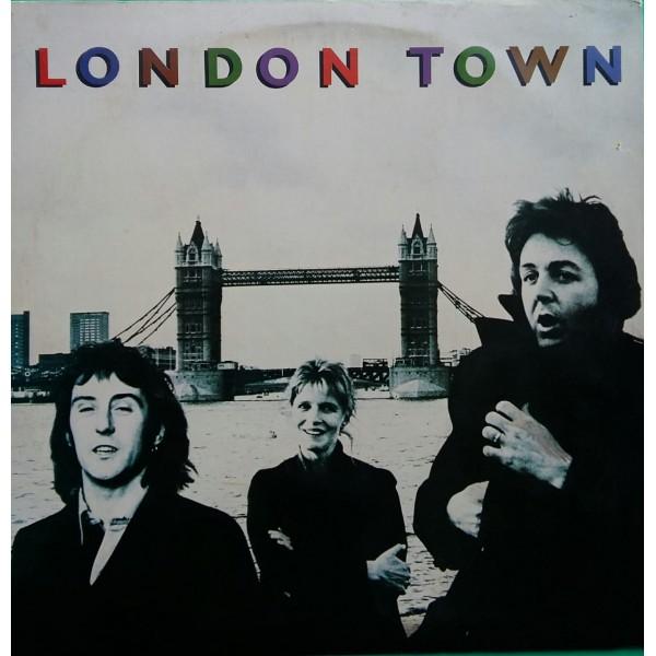 PAUL Mc'CARTNEY & WINGS LONDON TOWN
