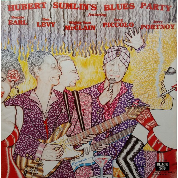 HUBERT SUMLIN'S BLUE PARTY
