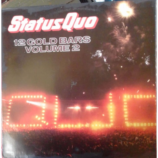 STATUS QUO 12 GOLD BAR VOLUME 2