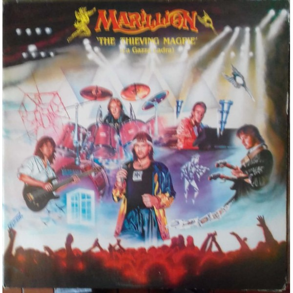 MARILLION THE THIEVING  MAGIPIE