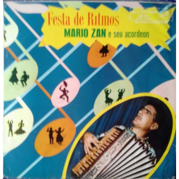 FESTA DE RITMO MARIO ZAN e seu acordeon