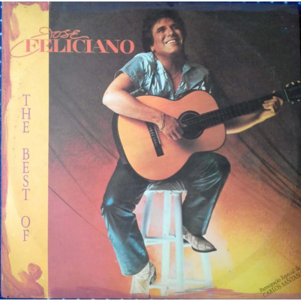 JOSE FELICIANO THE BEST OF