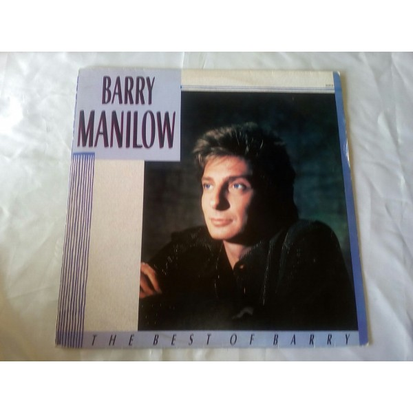 BARRY MANILOW THE BEST OF