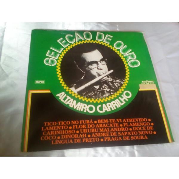 ALTAMIRO CARRILHO SELEÇÃO DE OURO