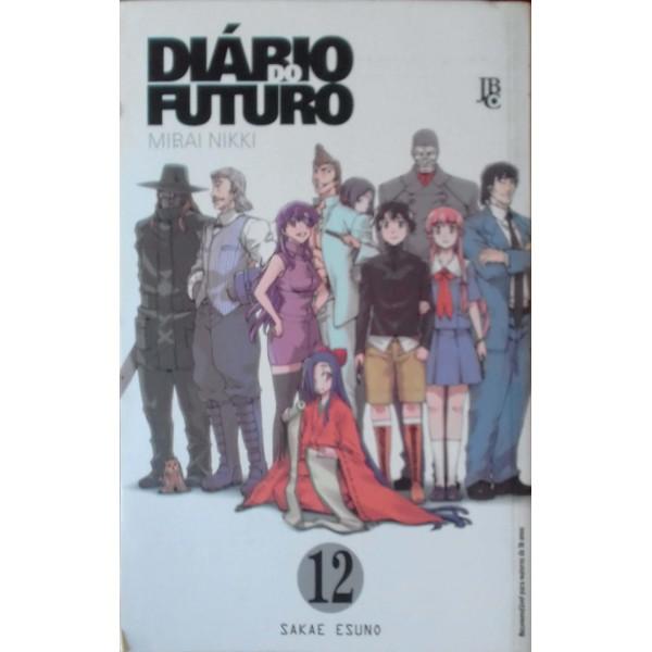 DIÁRIO DO FUTURO 12