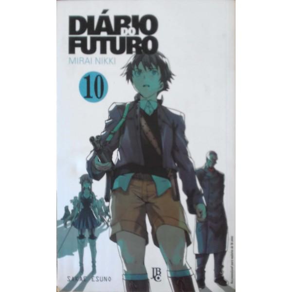 DIÁRIO DO FUTURO 10