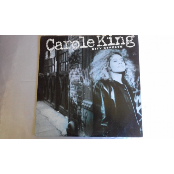 CAROLE KING CITY STREETS