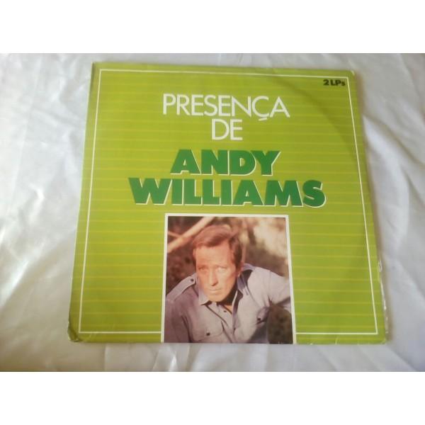 ANDY WILLIAMS PRESENÇA