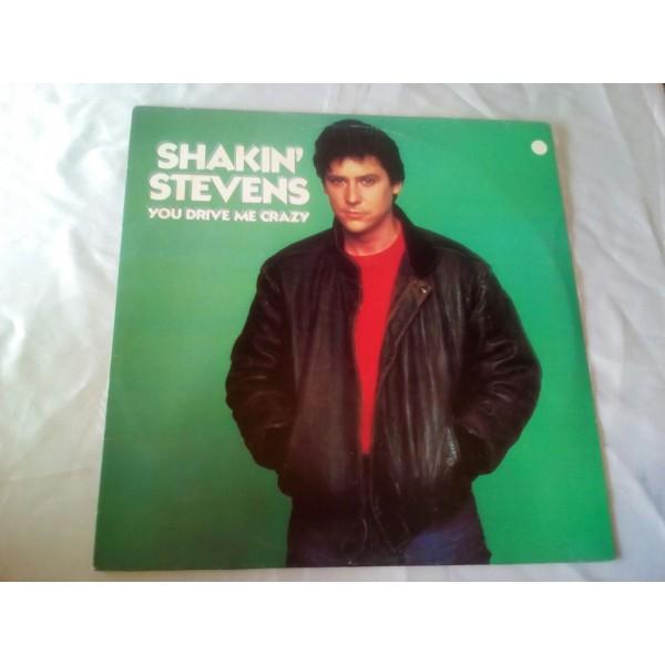 STEVES SHAKIN YOU DRIVE ME CRAZY